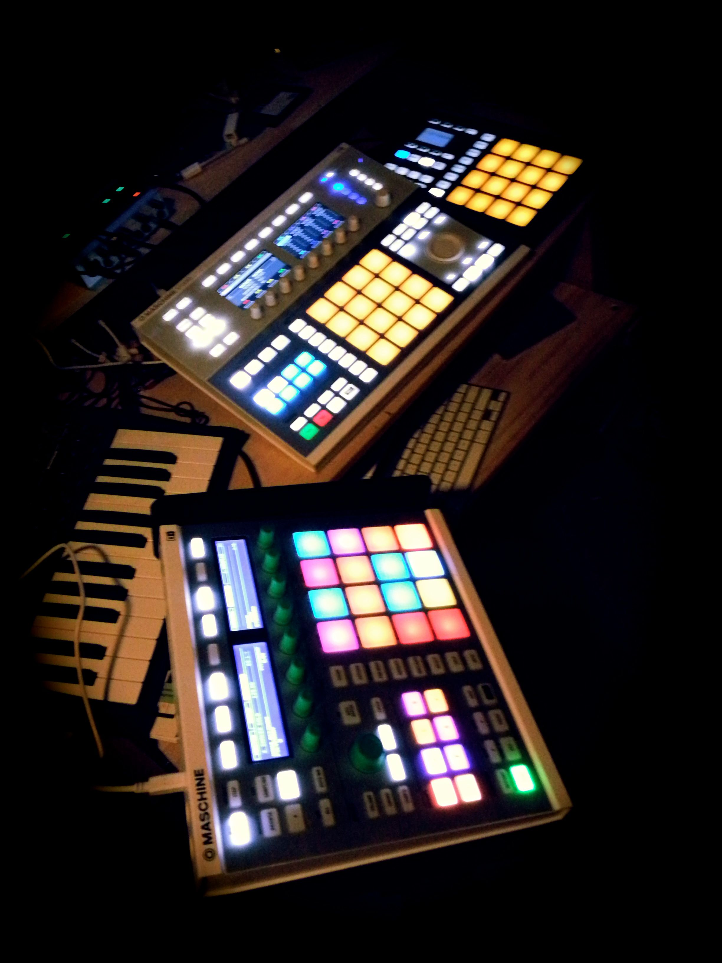 maschine studio mapping