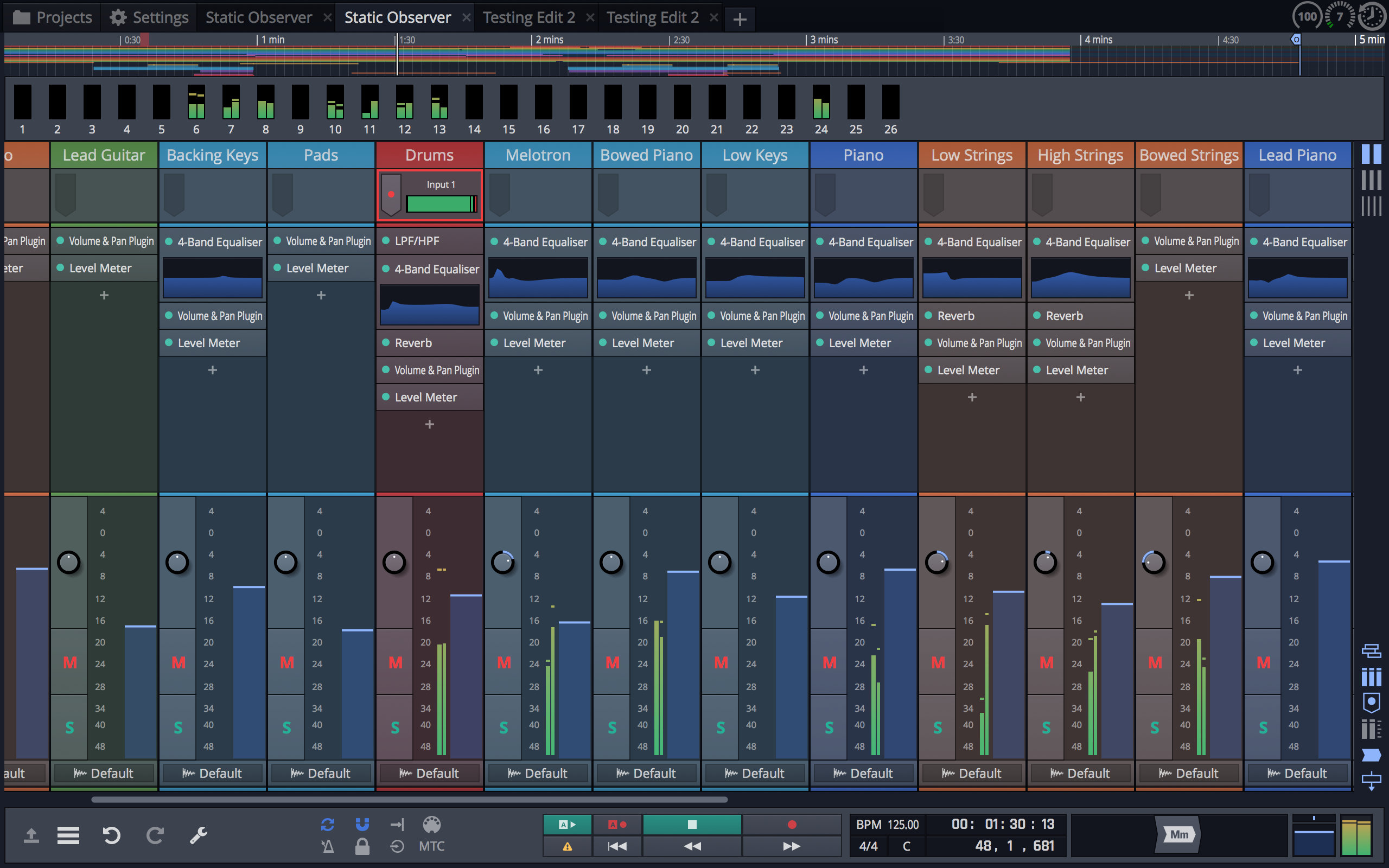 Tracktion Launches Waveform DAW - FluxWithIt com